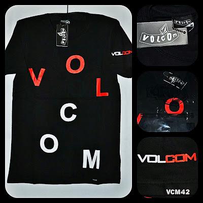 Kaos Surfing Volcom Kode VCM42