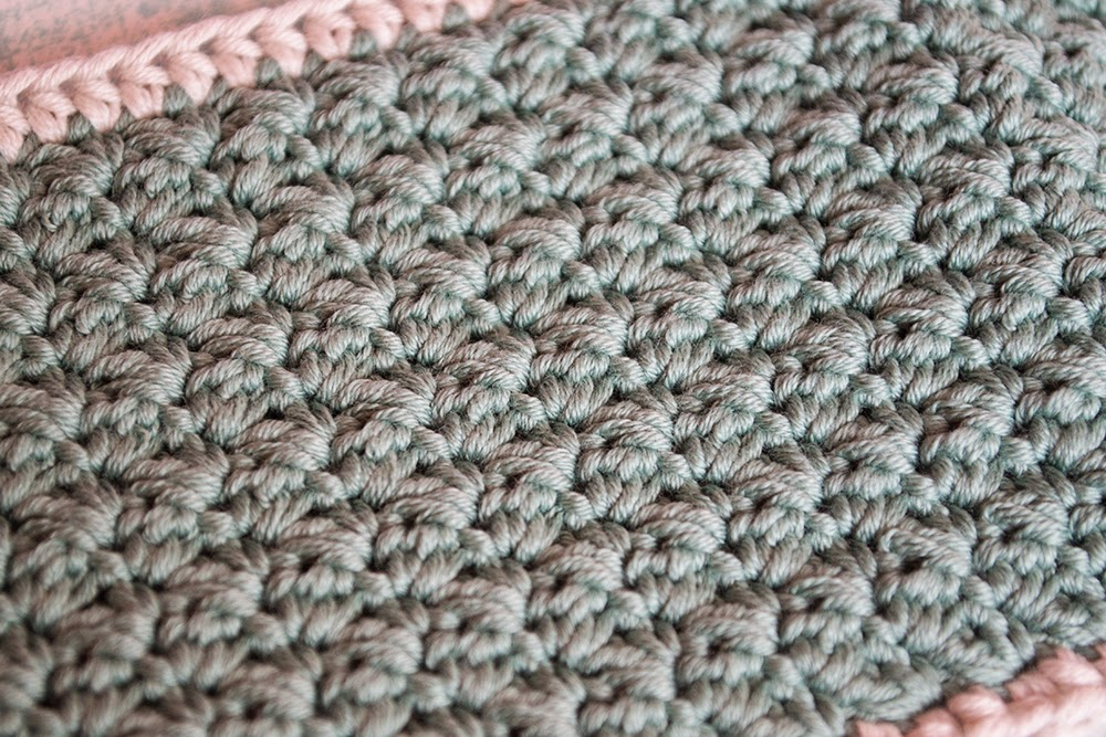 Modified sedge stitch