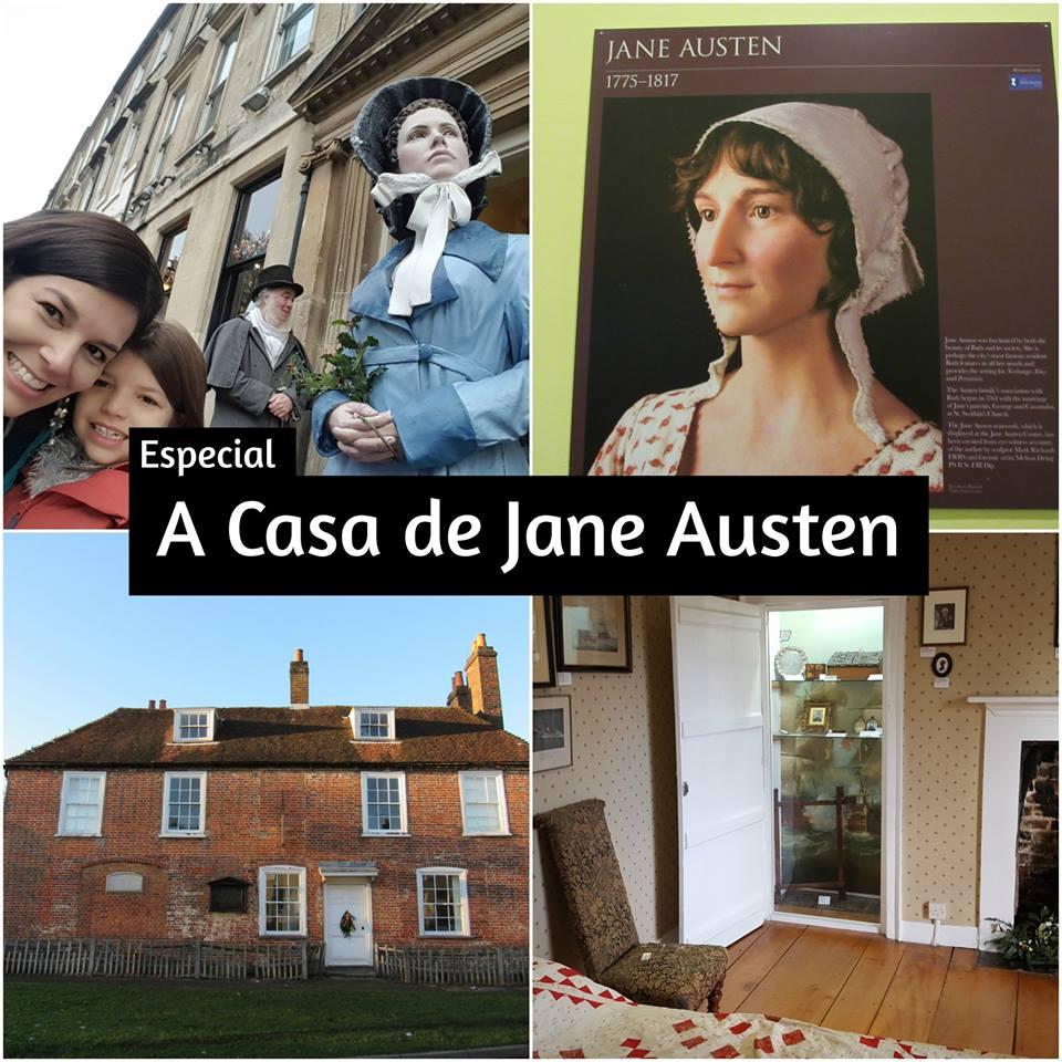 A Casa de Jane Austen