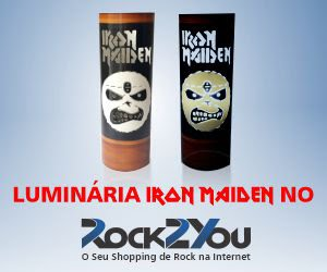 ROCK2YOU - LUMINÁRIA