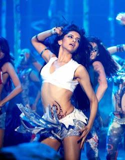 Deepika Padukone, Dum Maro Dum, Bollywood, Movie, Hot, Sexy, Seductive, Glamour, Bikini, White, Superstar