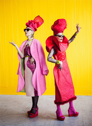 Olivia Rose Hulme costumes