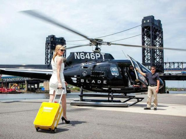 Blade : Uber-for-Helicopters to avoid traffic problem