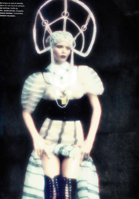Abbey Lee - Numéro