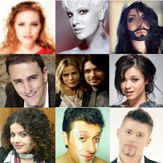 FACES OF ESC 2014