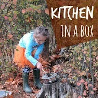 outdoor kitchen in a box