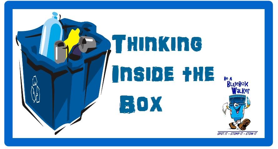 Blue-box Walking