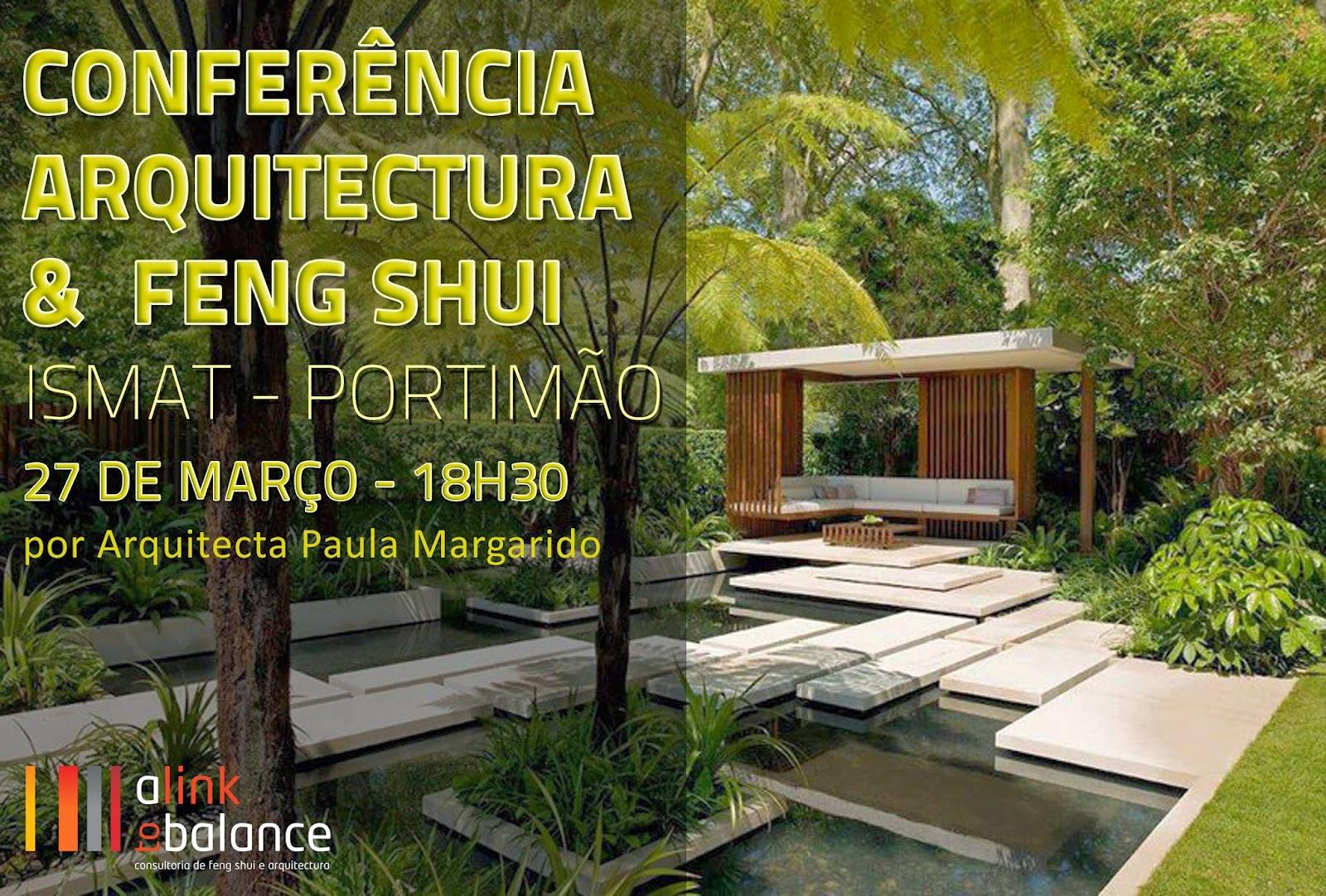 A link to balance arquitectura e feng shui confer ncia - Arquitectura feng shui ...