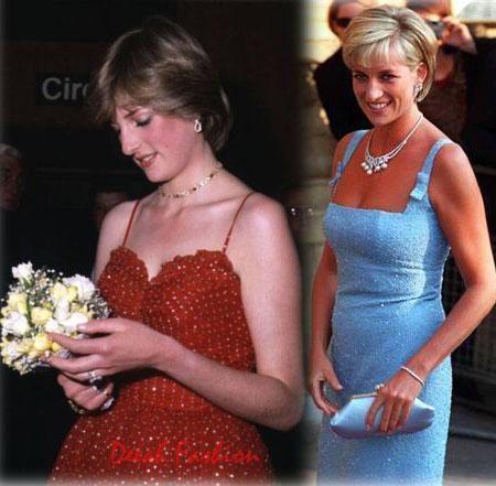 Lady Diana Ikon Fashion Sepanjang Masa