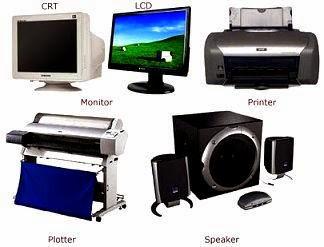 Gambar-Gambar Macam-Macam Pengertian Perangkat Keras (Hardware) dan Fungsinya