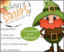 Sami Stamps Challenge #23