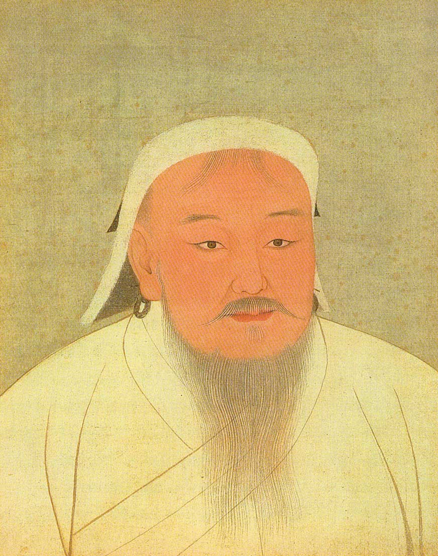 """Super Father"" Genghis Khan has up to 16 million male descendants"