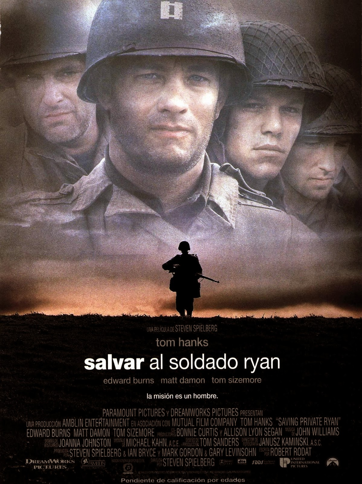 Rosco Salvar al soldado Ryan