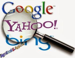 طريقة نشر وإضافة موقعك الى محركات البحث Bing , Yahoo , Google