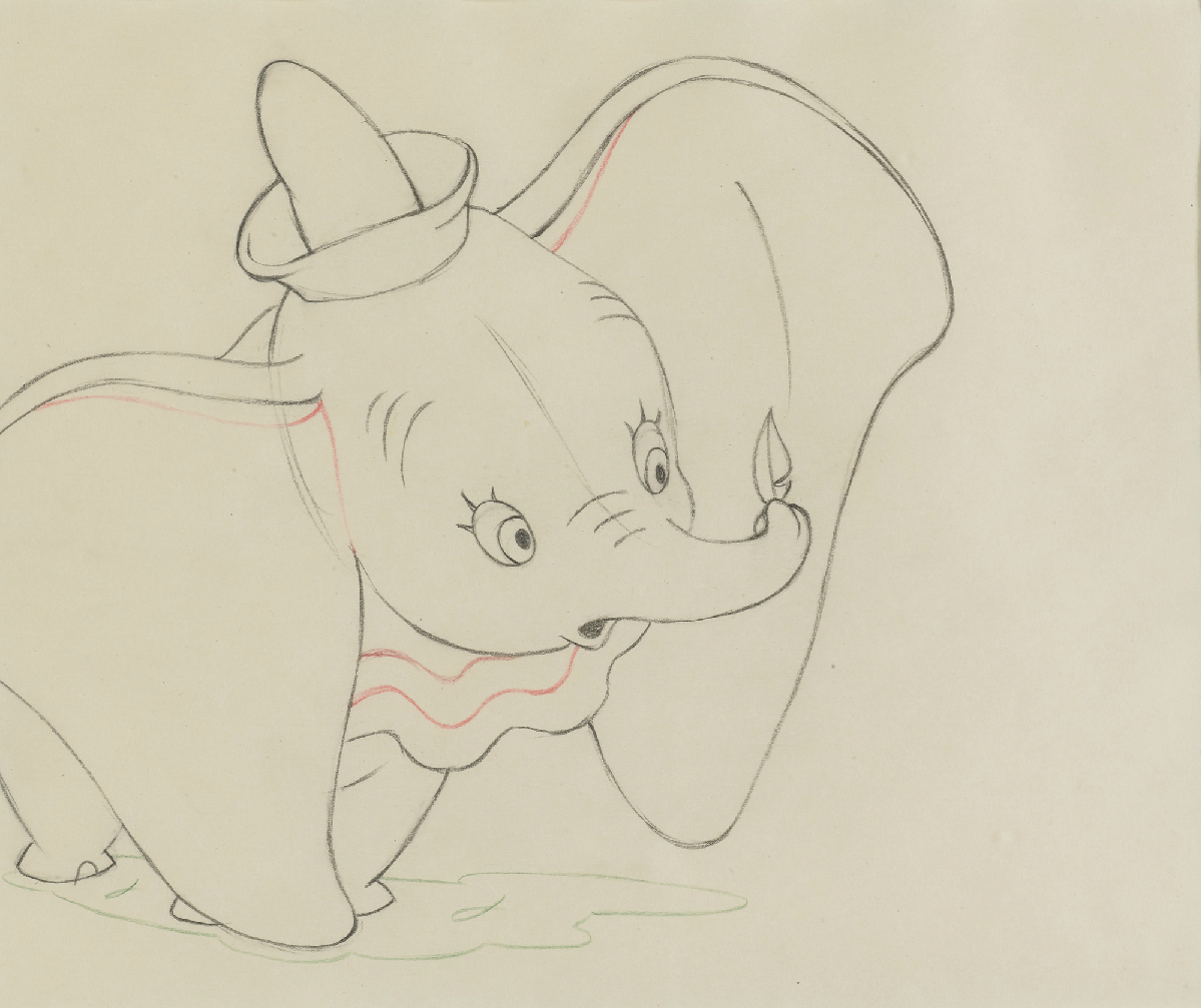 attempted bloggery dumbo with the magic feather