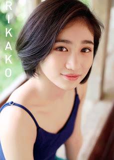 佐々木莉佳子 ファースト写真集 『 RIKAKO 』