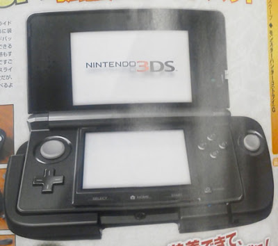 New Nintendo 3DS Circle Pad Addon