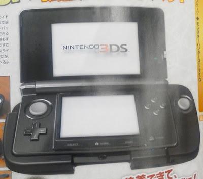 New Nintendo 3DS Circle Pad Addon