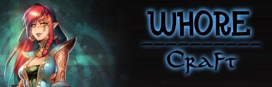 WhoreCraft | Ремесло Шлюхи