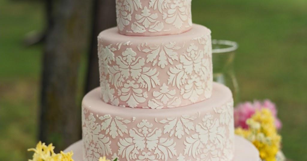 Beautiful Vintage Wedding Cakes Design - Wedding Cakes