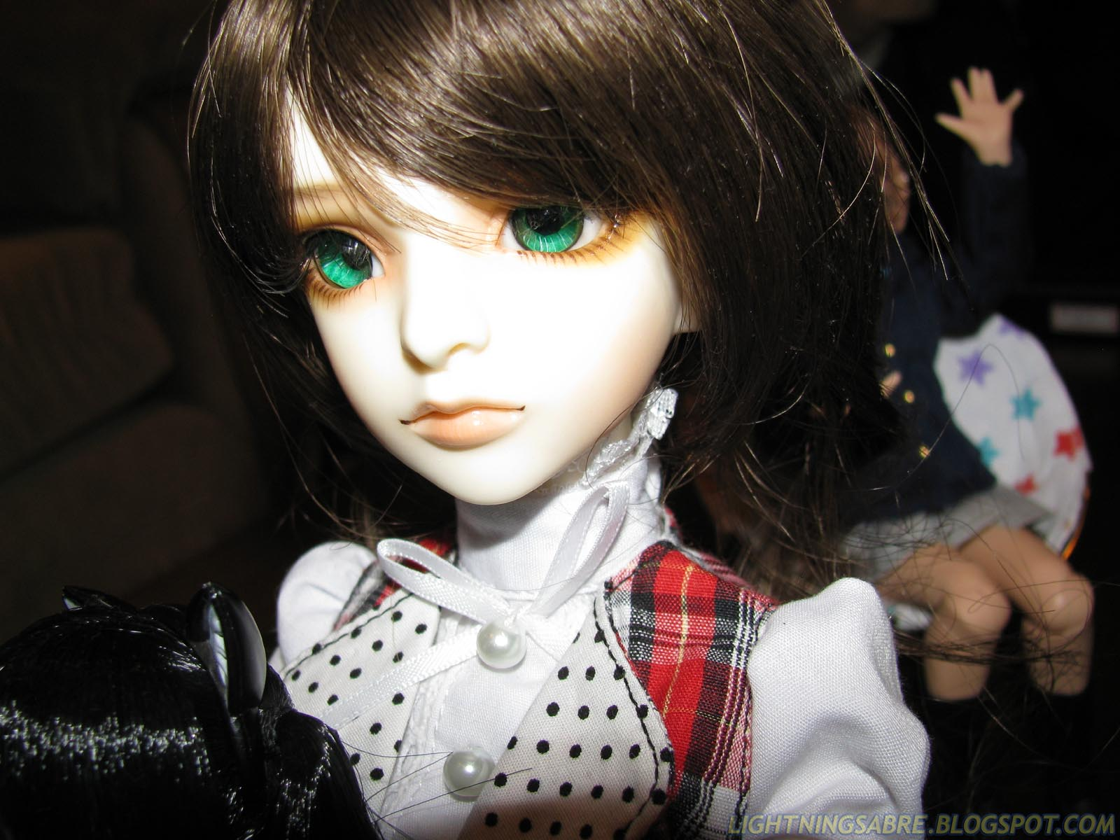 Japanese Anime Dolls http://lightningsabre.blogspot.com/2011/04/mini-animedoll-meet-03122011.html
