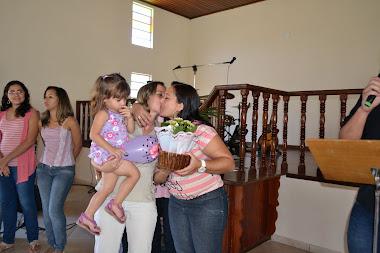 Homenagem da UMP ao Dia das Mães