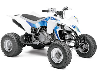 Yamaha pictures 2013 Raptor YFZ450 ATV 02