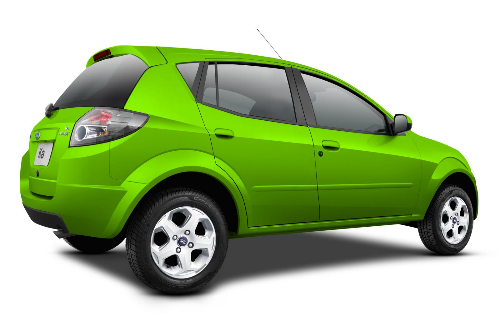 Ford Ka  Portas