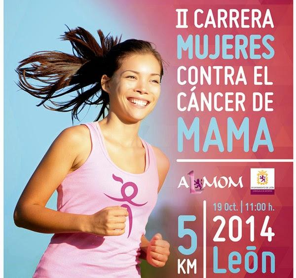 Carrera Mujeres contra el cancer de mama