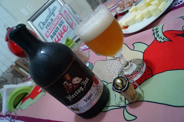 Cerveja Hertog Jan Tripel: uma homenagem ao Rei da Cerveja