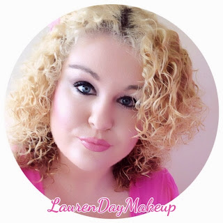 LAUREN DAY MAKEUP : How To: Style Curly Hair