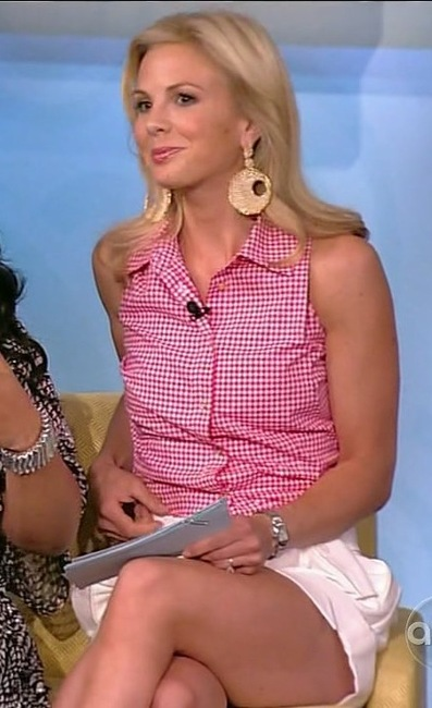 from Santos survivor elisabeth hasselbeck hot wet teshirt