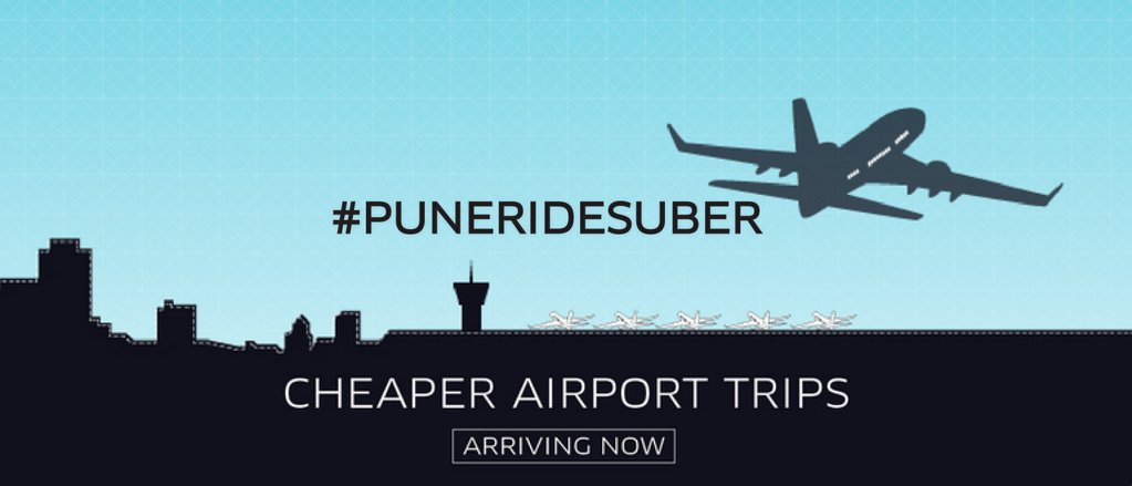 20% Cheaper Airport Ride for Pune