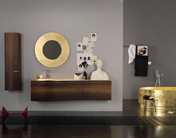 L 39 architetto risponde ambiente bagno ultime tendenze - Regia mobili bagno ...