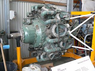 Bristol Hercules 730 de 2.040 CV