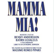 """""""MAMMA MIA!"""" regia di Massimo Romeo Piparo"""