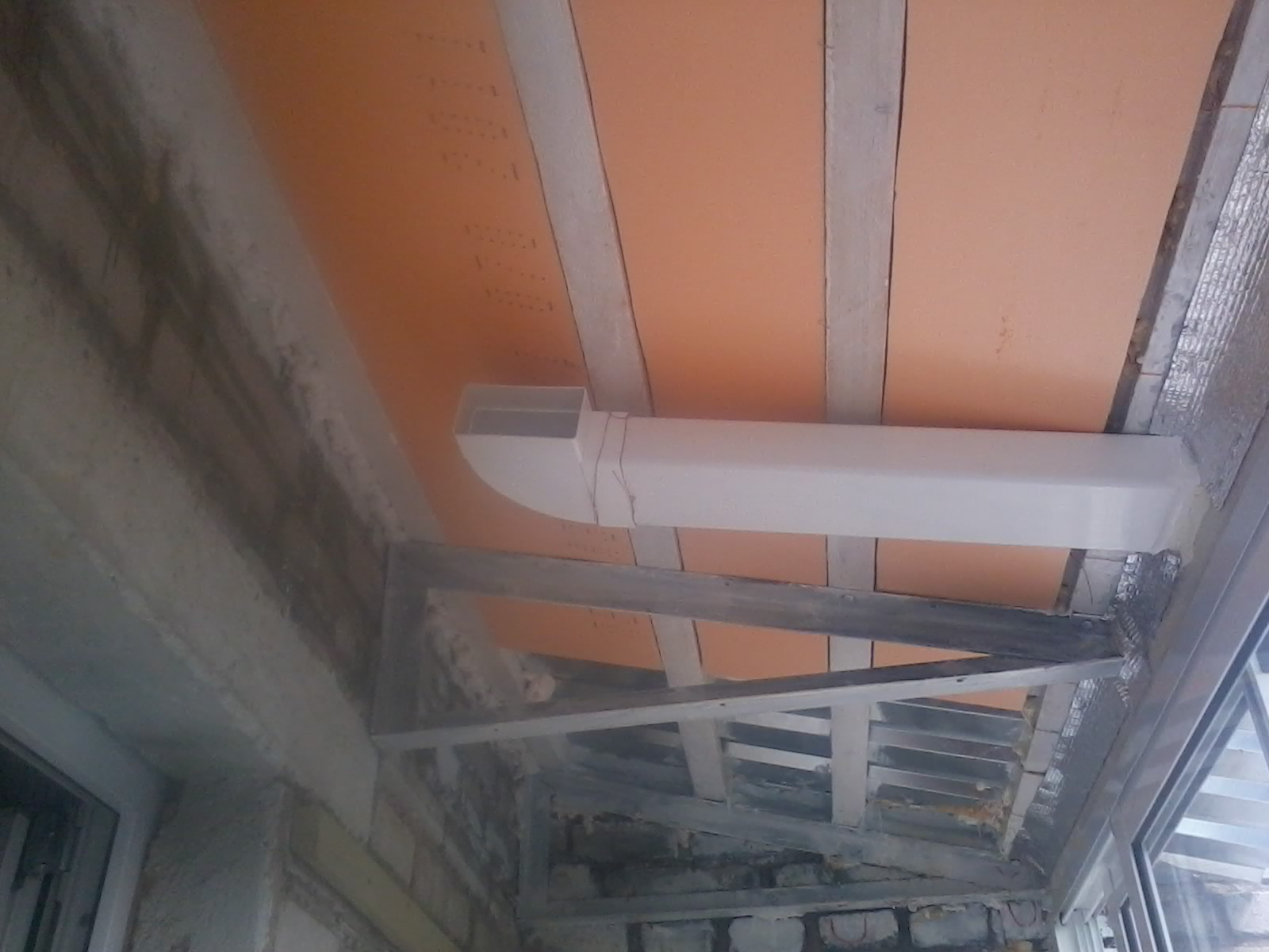 Как утеплить крышу балкона. - оригинальные балконы - каталог.