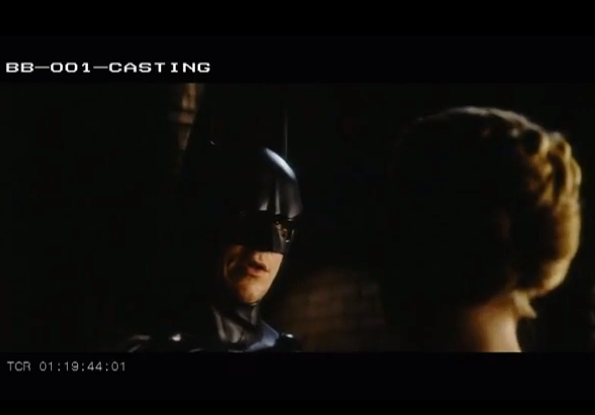 WATCH Christian Bale's Batman Audition