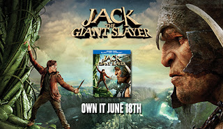 Enter for your chance to win a Jack the Giant Slayer Combo Pack (Blu-ray, DVD, Ultraviolet), Ends 7/7.