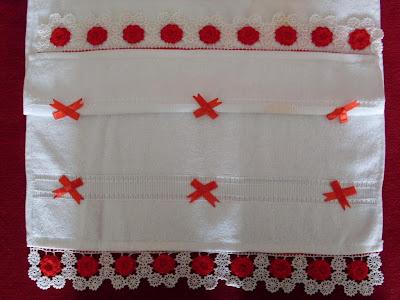 havlu kenarı danteli örnekleri
