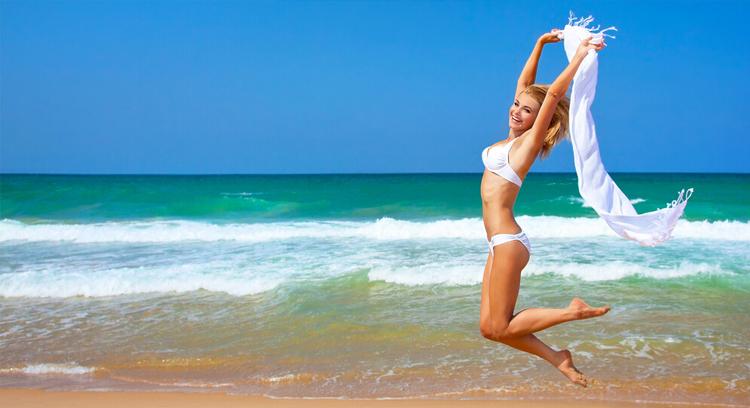 Jak nie przytyć przed i w czasie wakacji  - 10 sposobów