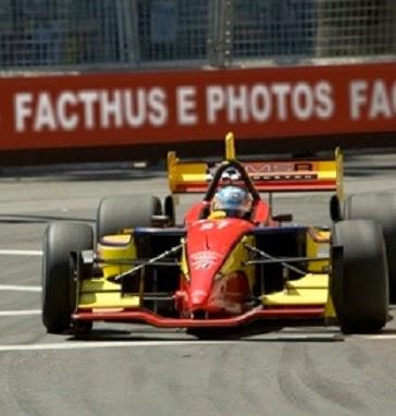 O nosso Site na Formula Indy