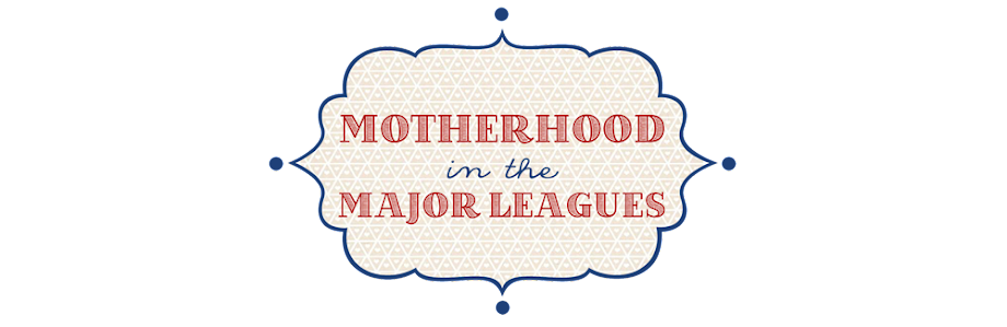 Motherhood in the Major Leagues