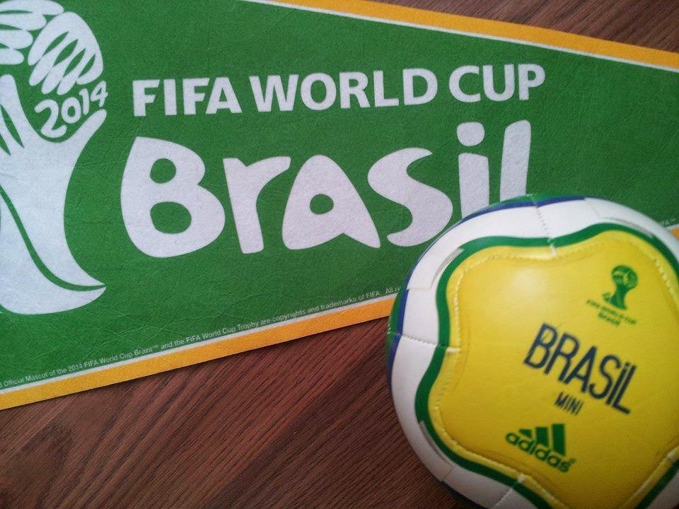 Brasil World Cup swag, Brasil soccer ball, Brasil pennant, soccer, football, Brazil