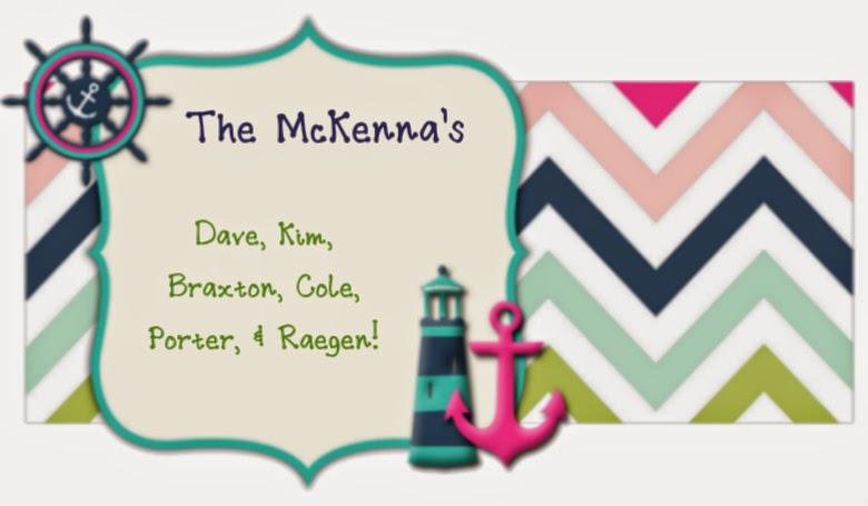 The McKenna's