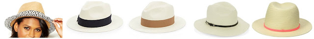 Collection XIIX Tweeded Accents Panama Hat $19.60 (regular $28.00)  Saks Fifth Avenue Made In Italy Paper Hat $23.99 (regular $55.00)  Saks Fifth Avenue Made In Italy Panama Hat $23.99 (regular $58.00)  Calvin Klein Woven Panama Hat $33.00 (regular $44.00)  Vince Camuto Multiple V Panama $33.46 (regular $48.00)