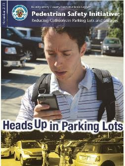 Pedestrian Safety Initiative - Parking Lot Book