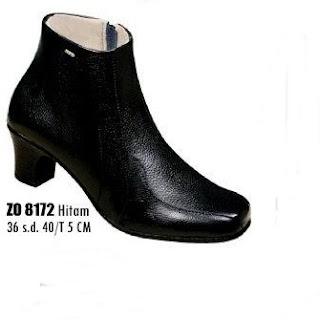Jual sepatu boot kulit wanita online murah