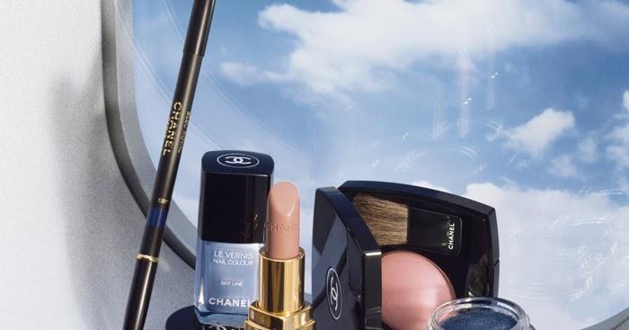 Jayded Dreaming Beauty Blog Blue Illusion De Chanel
