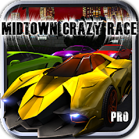 MIDTOWN CRAZY RACE PRO android game apk